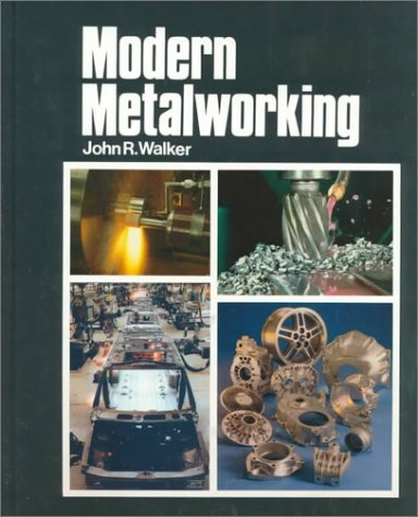9780870060403: Modern Metalworking