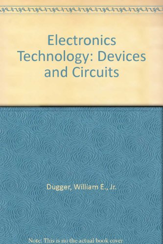 9780870060878: Electronics Technology: Devices and Circuits