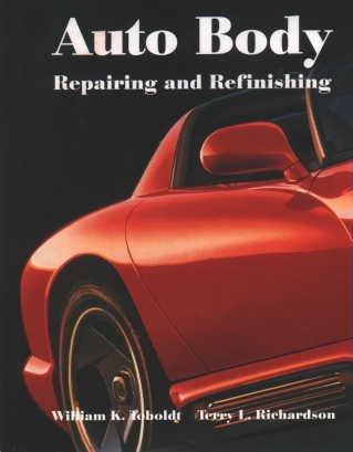9780870061318: Auto Body Repairing and Repainting