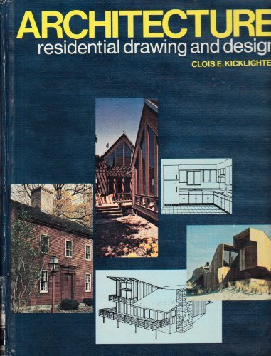 9780870061981: Architecture: Residential drawing and design