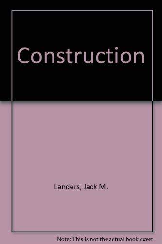 9780870062025: Construction