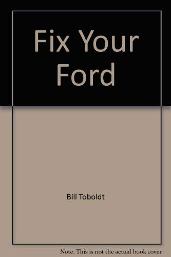 9780870062056: Fix Your Ford