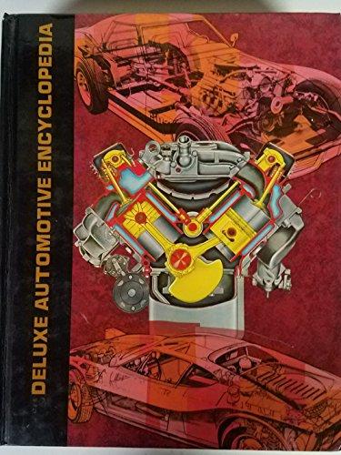 9780870062285: Delux Automotive Encyclopedia