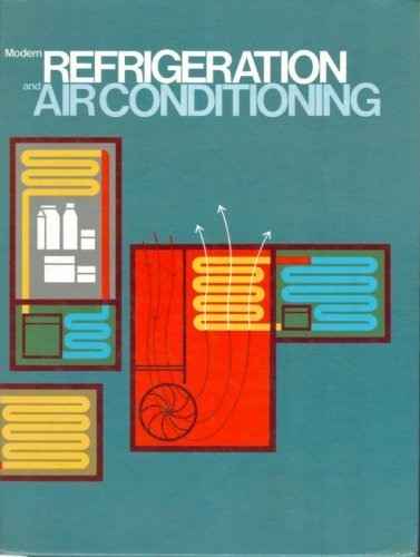 9780870062759: Modern refrigeration and air conditioning