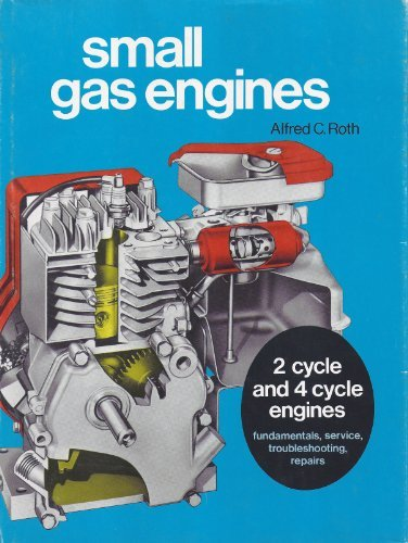 9780870063268: Small gas engines: Fundamentals, service, troubleshooting, repairs