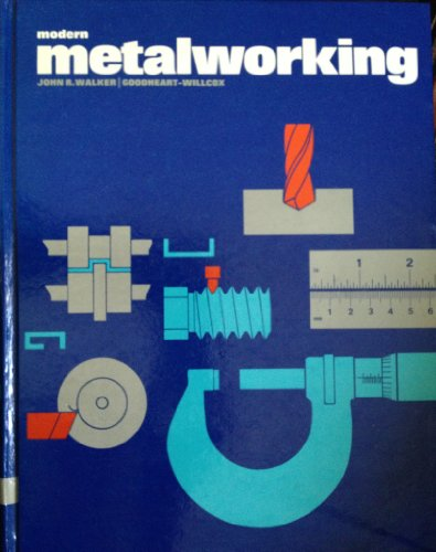 9780870063343: Modern Metalworking