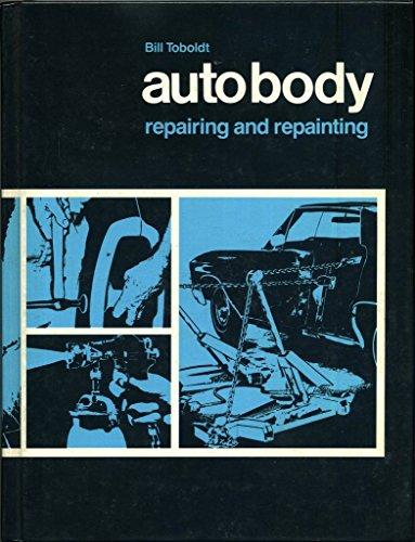 9780870064234: Auto Body Repairing and Repainting