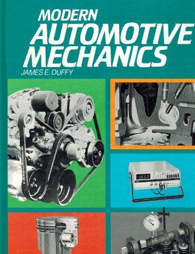 Modern automotive mechanics: Duffy, James E