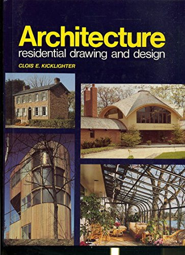 9780870064845: Architecture: Residential drawing and design