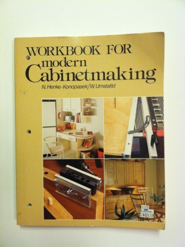 9780870066986: Workbook for Modern Cabinetmaking