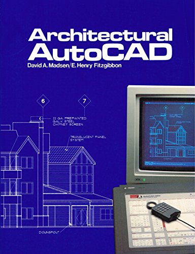 9780870068140: Architectural Autocad