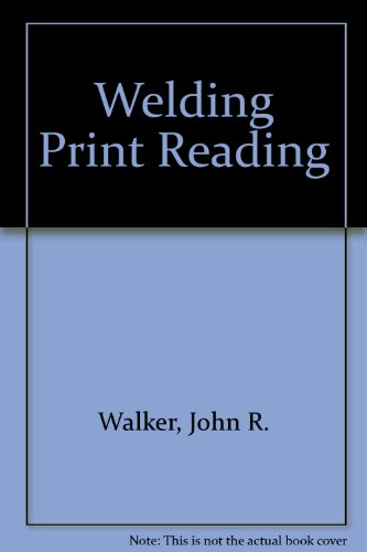 9780870068904: Welding Print Reading