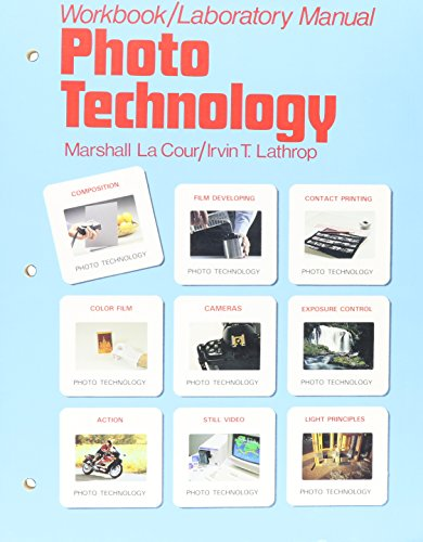 9780870069000: Photo Technology/Workbook/Laboratory Manual