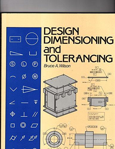 9780870069086: Design Dimensioning and Tolerancing