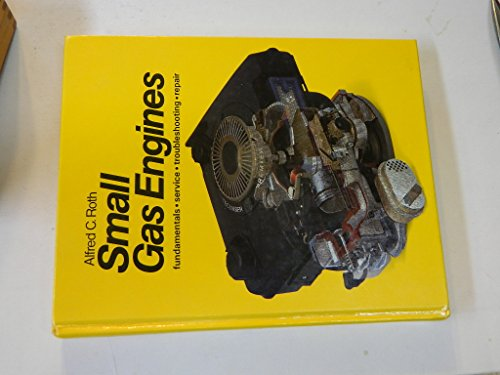 9780870069192: Small Gas Engines