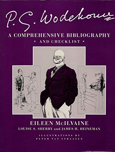 9780870081255: P. G. Wodehouse: A Comprehensive Bibliography and Checklist