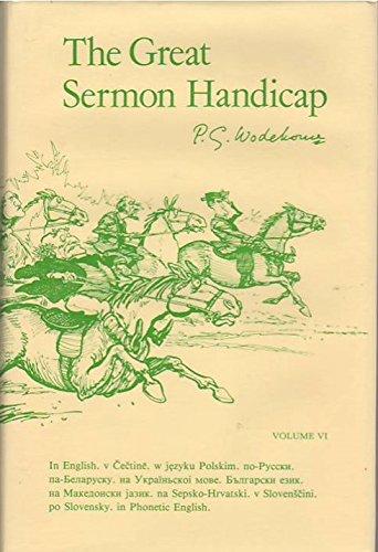 The Great Sermon Handicap, Volume 6 (Rendered in English Phonetic English, Russian, Ukrainian, ...