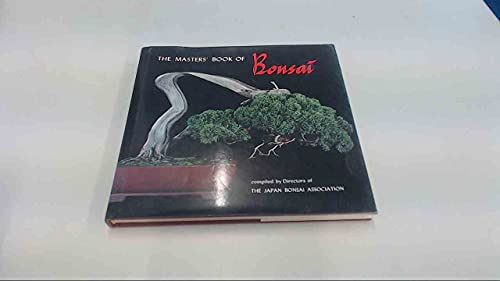 9780870110405: Masters' Book of Bonsai