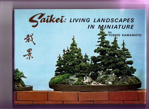 9780870110481: Saikei: Living Landscapes in Miniature