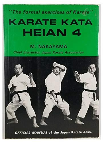 9780870110979: Karate Kata: Heian 4