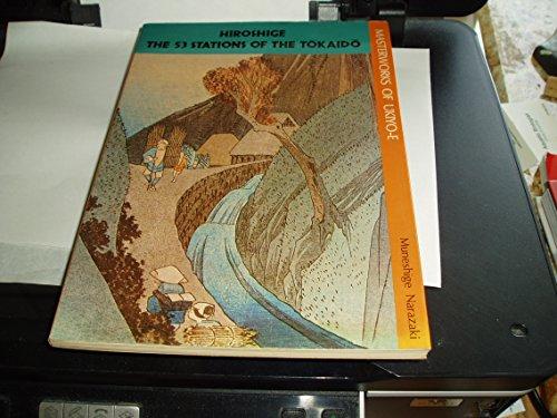 9780870111006: Hiroshige; the 53 stations of the Tokaido, (Masterworks of Ukiyo-e)