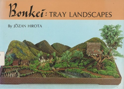 9780870111242: Bonkei: Tray Landscapes