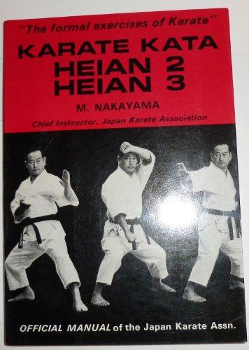 9780870111297: Karate Kata: Heian 2; Heian 3