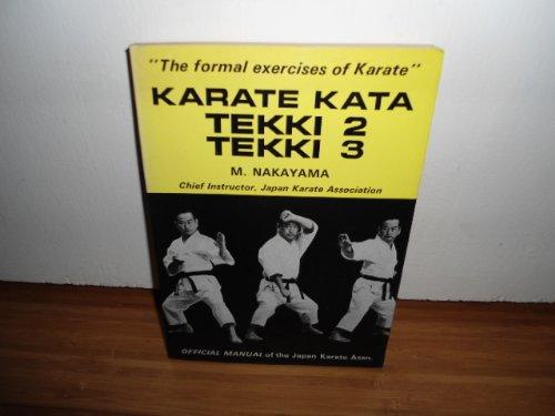 9780870111440: Karate Kata: Tekki 2; Tekki 3