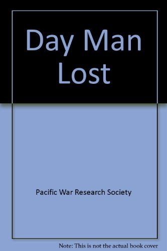 9780870111747: Day Man Lost