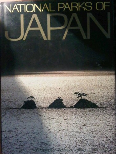 9780870112508: National Parks of Japan