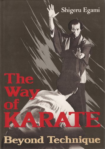 9780870112546: The Way of Karate - Beyond Technique