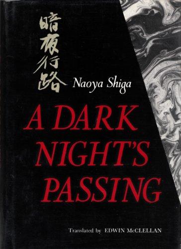 9780870112799: Black Night's Passing