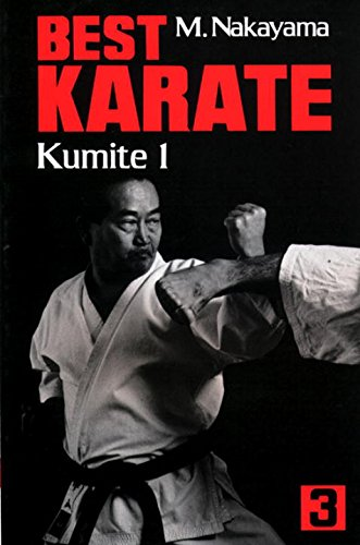 9780870113321: Best Karate, Vol.3: Kumite 1 (Best Karate Series)