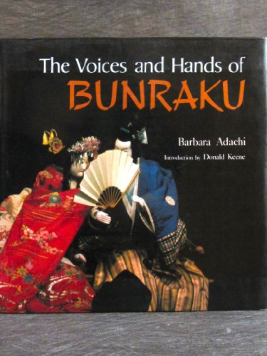 9780870113338: Voices and Hands of Bunraku