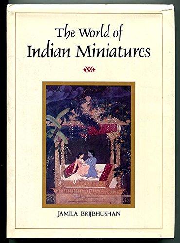 The world of Indian miniatures: Brij Bhushan, Jamila