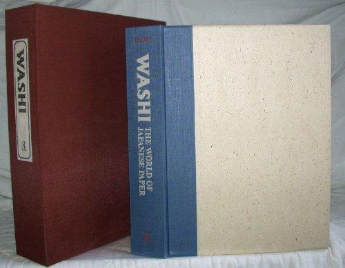9780870113505: Washi: The World of Japanese Paper