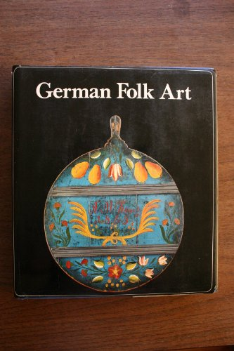 9780870113567: German Folk Art (English and German Edition)