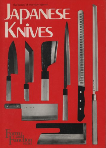 9780870113710: Japanese Knives (Form and function series)