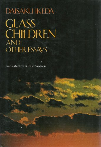 9780870113758: Glass Children and Other Essays