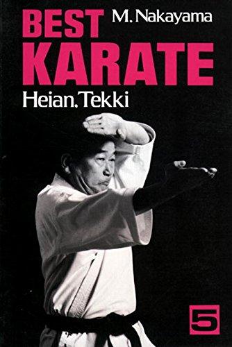 9780870113796: Best Karate, Vol.5: Heian, Tekki (Best Karate Series)