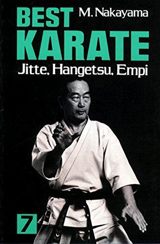 9780870113901: Best Karate: Jitte, Hangetsu, Empi, Vol. 7