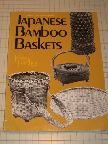 Japanese Bamboo Baskets: Kudo, Kazuyoshi and Suganuma, Kiyomi (photographs) and Japan Research ...