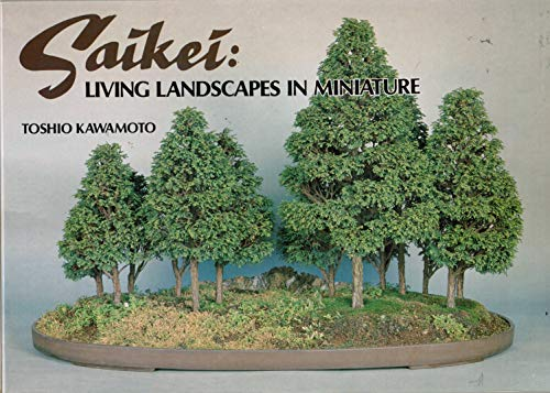 9780870114182: Saikei: Living Landscapes in Miniature