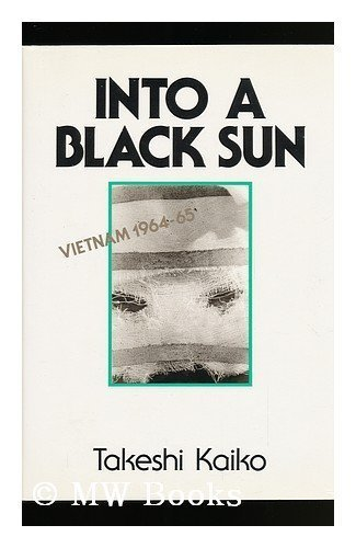 9780870114281: Into a Black Sun (English and Japanese Edition)