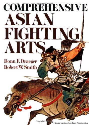 9780870114366: Comprehensive Asian Fighting Arts (Bushido--The Way of the Warrior)