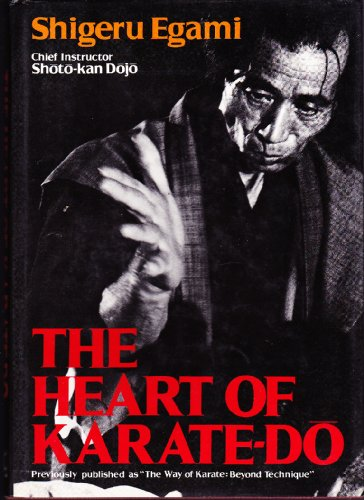 9780870114373: The Heart of Karate-Do