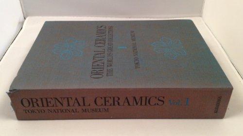 Oriental Ceramics: The World's Great Collections. Volume 1, Tokyo National Museum.: HAYASHIYA,...