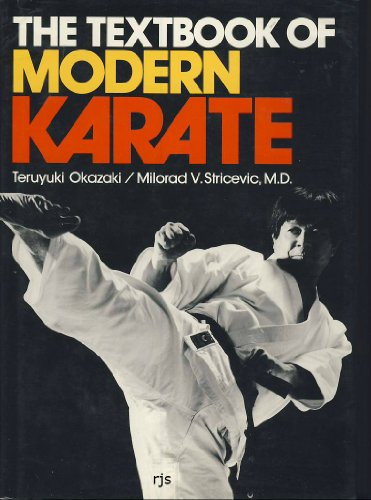 9780870114618: The Textbook of Modern Karate