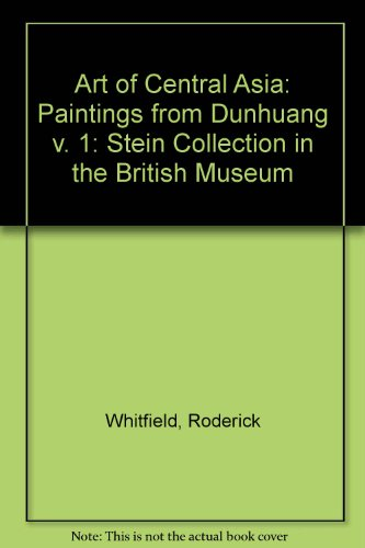 9780870114748: Art of Central Asia: Paintings from Dunhuang v. 1: Stein Collection in the British Museum