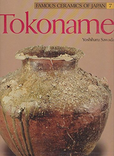 9780870115028: Tokoname (Famous ceramics of Japan)
